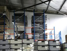 multi-tier racking system